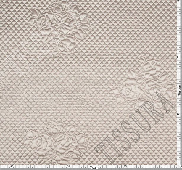 Matelasse Padded Silk #2