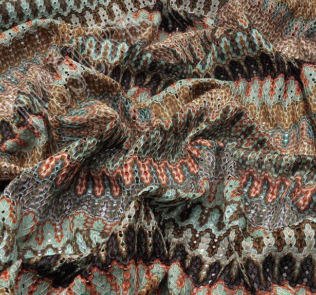 Knitted Fabric  #3