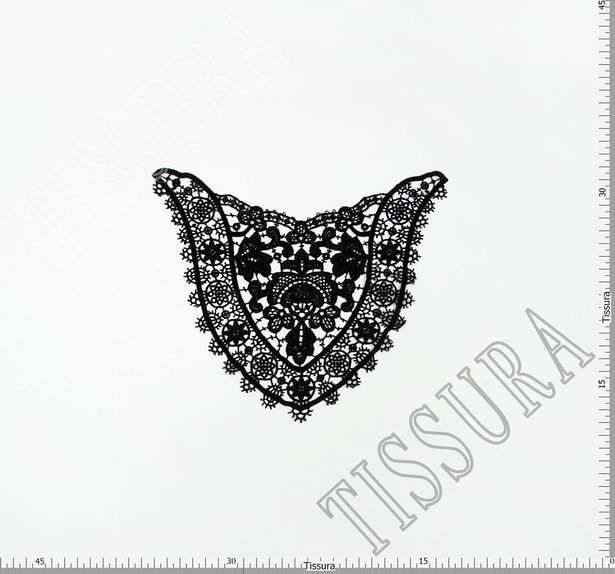 Tatted Lace Decollete Embellishment #2