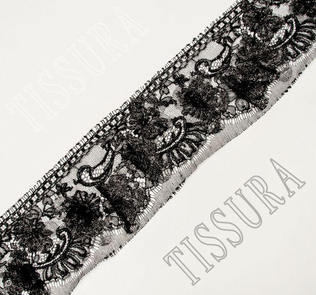 Applique Embroidered Lace Trim #1