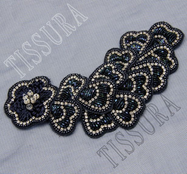 Beaded Patch #3