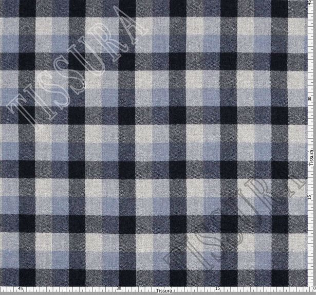 Double Faced Wool Flannel #2