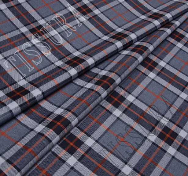 Double Faced Wool Twill #4