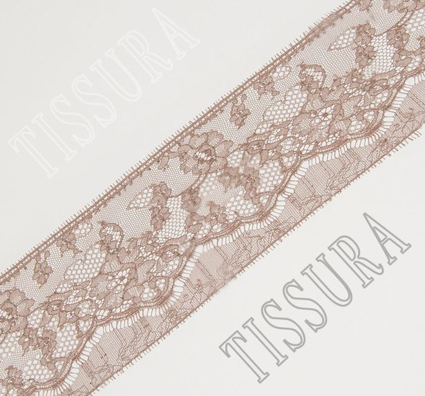 Silk Chantilly Lace Trim #1