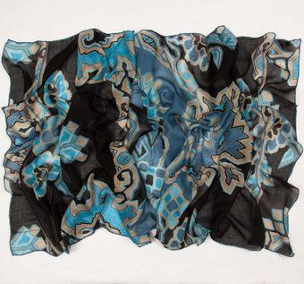 Cashmere & Silk Scarf #1