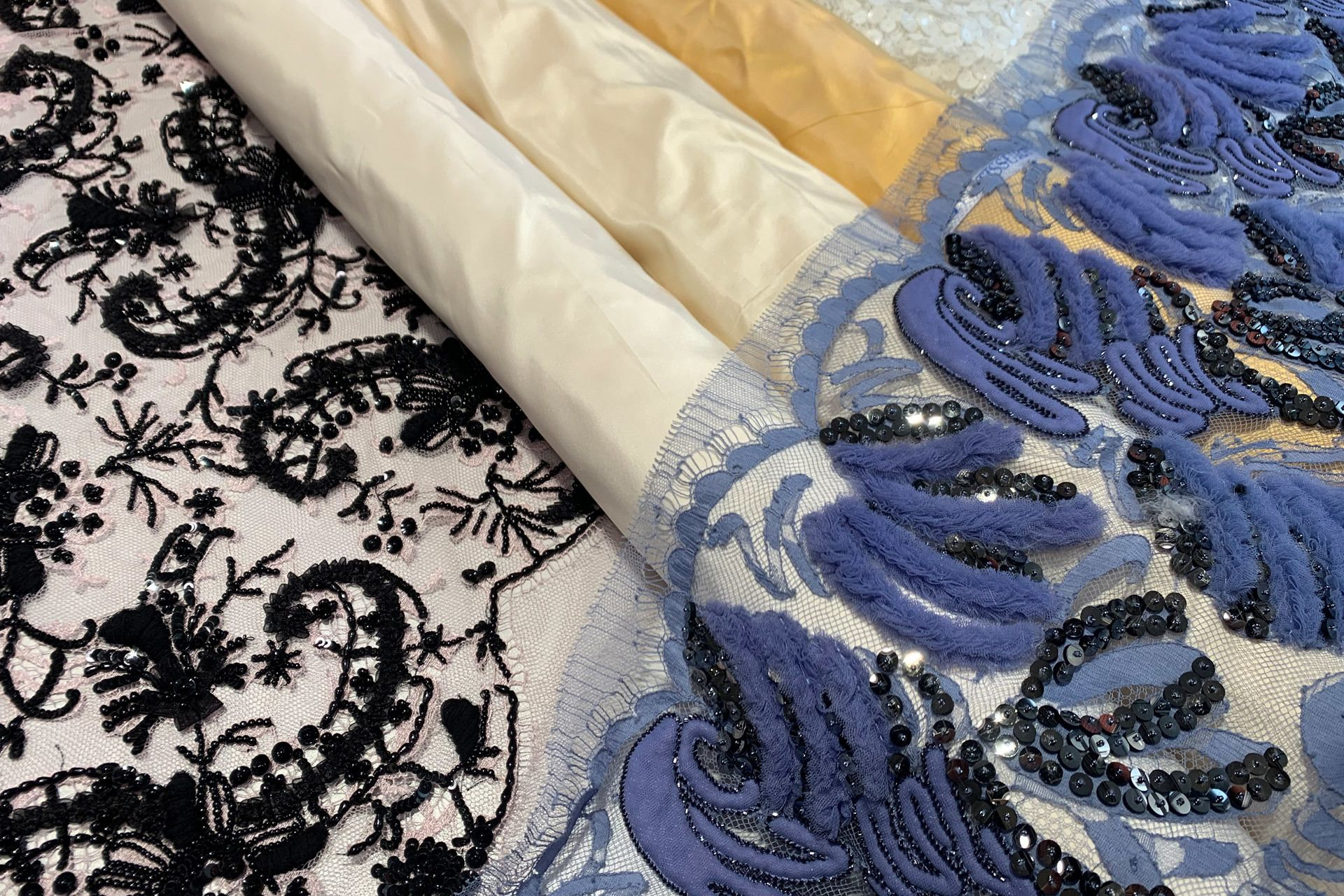 50% OFF FRENCH FABRICS
