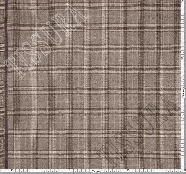 Suiting Pecora Nera® Wool Fabric #3