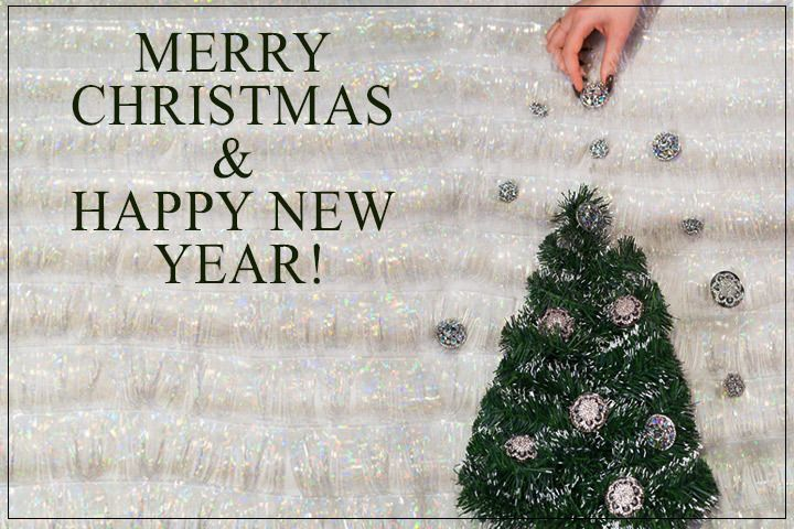 Merry Christams & Happy New Year!