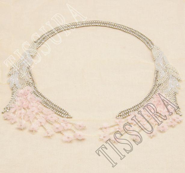 Beaded Collar Patch #1