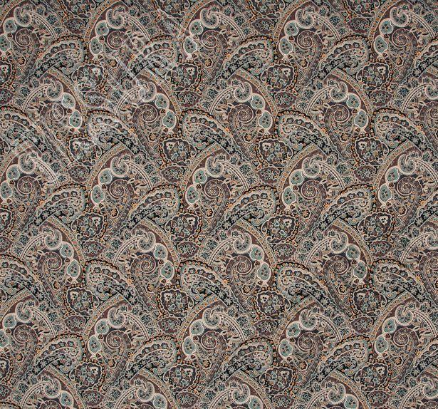 Silk & Wool Jacquard #2