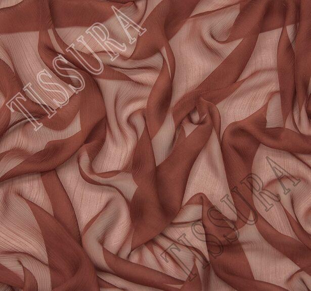 Crushed Silk Chiffon #1
