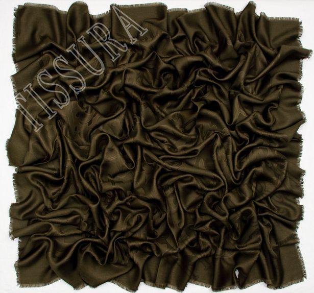Silk & Wool Shawl #4
