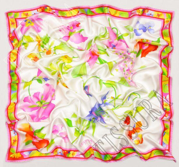 Silk Shawl #4